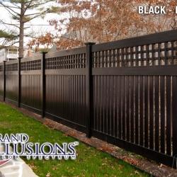 black_semi-privacy-vinyl-pvc-fence